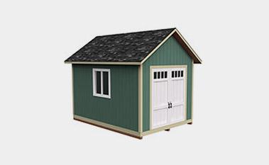 Free 10x14 shed plan pdf