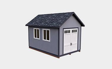 Free 10x16 shed plan pdf