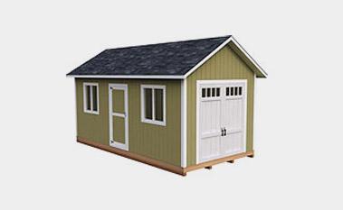 Free 10x20 shed plan pdf