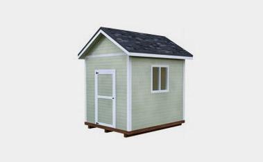 Free 10x8 shed plan pdf