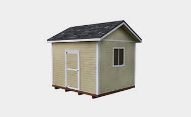 Free 12x10 shed plan pdf