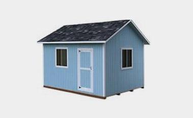 Free 12x16 shed plan pdf