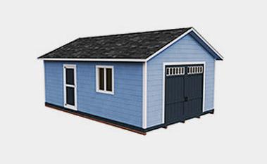 Free 16x24 shed plan pdf