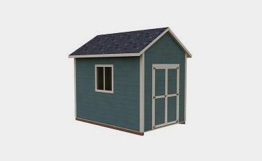 Free 8x12 shed plan pdf
