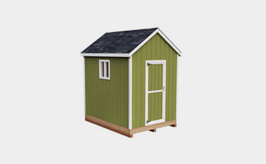 Free 8x6 shed plan pdf