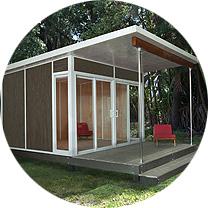 pre built garden sheds